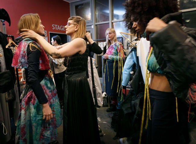 NEONYT Fashionshow im Rahmen der Fashion Week in Berlin
